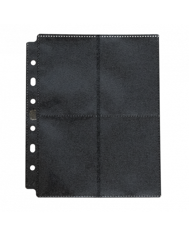 8-Pocket Pages - Sideloaded - Clear front