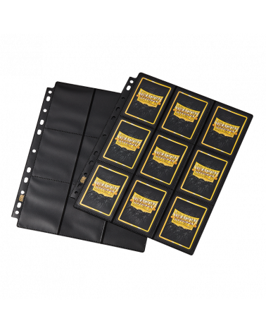 18-Pocket Pages - Sideloaded - Non-glare front