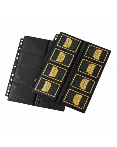 16-Pocket Pages - Centerloaded - Non-glare front