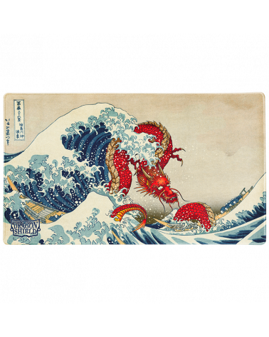 Playmat – 'The Great Wave'